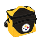 Pittsburgh Steelers Halftime Lunch Cooler w/ Officially Licensed Team Logo