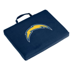 Los Angeles Chargers Bleacher Cushion w/ Officially Licensed Team Logo