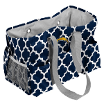 Los Angeles Chargers Quatrefoil Jr Caddy w/ Officially Licensed Logo
