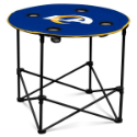 Los Angeles Rams Round Table w/ Officially Licensed Team Logo