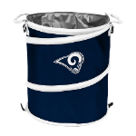Los Angeles Rams Collapsible 3-in-1 Trash Can/Cooler/Hamper