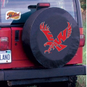 Eastern Washington University Tire Cover with Eagles Logo