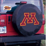 University of Minnesota Tire Cover w/ Golden Gophers Logo