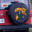 University of Kentucky Tire Cover with Wildcats Logo