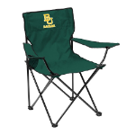 Baylor Bears Quad Canvas Chair w/ Officially Licensed Team Logo