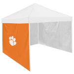 Clemson Tent Side Panel w/ Tigers Logo - Logo Brand