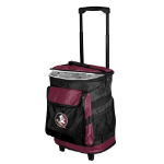 Florida State Rolling Cooler w/ Seminoles Logo - 24 Cans