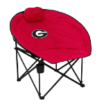 University of Georgia Squad Chair w/ Officially Licensed Team Logo