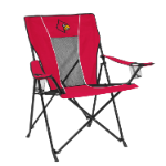 Louisville Game Time Chair w/ Cardinals Logo