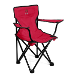 Louisville Cardinals Toddler Canvas Chair w/ Officially Licensed Team Logo