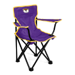 LSU Tigers Toddler Canvas Chair w/ Officially Licensed Team Logo