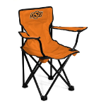 Oklahoma State Cowboys Toddler Canvas Chair w/ Officially Licensed Team Logo