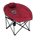 South Carolina University Squad Chair w/ Officially Licensed Team Logo