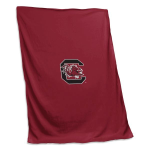 South Carolina University Sweatshirt Blanket w/ Officially Licensed Team Logo