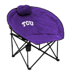 Texas Christian University Squad Chair w/ Officially Licensed Team Logo