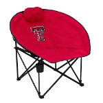 Texas Tech University Squad Chair w/ Officially Licensed Team Logo