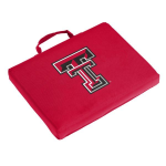 Texas Tech Seat Cushion w/ Red Raiders logo