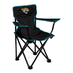 Jacksonville Jaguars Toddler Canvas Chair w/ Officially Licensed Team Logo