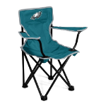 Philadelphia Eagles Toddler Canvas Chair w/ Officially Licensed Team Logo