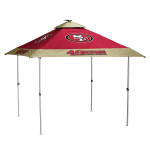 San Francisco 49ers Pagoda Tent w/ LED Lighting System