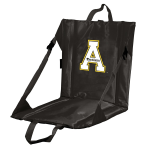 Appalachian State Stadium Seat w/ Mountaineers Logo - Cushioned Back