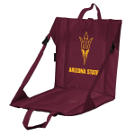Arizona State Stadium Seat w/ Sun Devils Logo - Cushioned Back