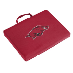 Arkansas Seat Cushion w/ Razorbacks logo