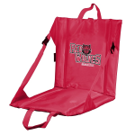 Arkansas State Stadium Seat w/ Red Wolves Logo - Cushioned Back
