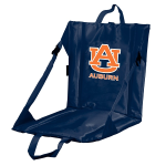 Auburn Stadium Seat w/ Tigers Logo - Cushioned Back