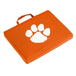 Clemson Seat Cushion w/ Tigers logo