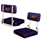 East Carolina Stadium Seat w/ Pirates Logo - Hardback