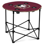 Florida State Seminoles Round Tailgating Table