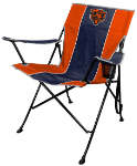 Chicago Bears Tailgate Canvas Chair