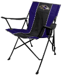 Baltimore Ravens Tailgate Canvas Chair