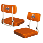 Illinois Stadium Seat w/ Fighting Illini Logo - Hardback