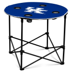Kentucky Wildcats Round Tailgating Table