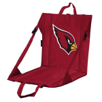 Arizona Stadium Seat w/ Cardinals Logo - Cushioned Back