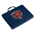 Chicago Seat Cushion w/ Bears logo