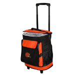Cleveland Rolling Cooler w/ Browns Logo - 24 Cans