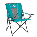 Miami Game Time Chair w/ Dolphins Logo