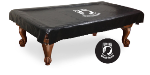 POW-MIA Pool Table Cover w/ Military Logo - Black Vinyl