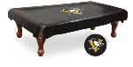 Pittsburgh Penguins NHL Pool Table Cover by HBS