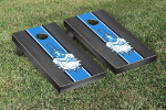 Citadel Cornhole Boards w/ Bulldogs Logo - Bean Bag Toss