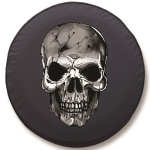 Skull Jeep Tire Cover