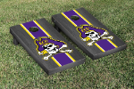 East Carolina Cornhole Boards w/ Pirates Logo - Bean Bag Toss
