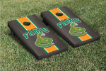 Florida A&M Cornhole Boards w/ Rattlers Logo - Bean Bag Toss