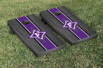 Furman Cornhole Boards w/ Paladins Logo - Bean Bag Toss
