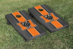 Mercer Cornhole Boards w/ Bears Logo - Bean Bag Toss