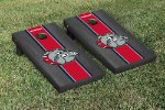 Samford Cornhole Boards w/ Bulldogs Logo - Bean Bag Toss