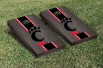 Cincinnati Cornhole Boards w/ Bearcats Logo - Bean Bag Toss